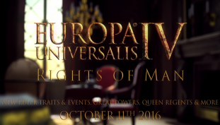 Europa Universalis IV: Rights of Man Coming in October