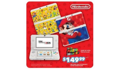 New $150 3DS Revealed, 8 Wii U/3DS Games Have Price Drop to $20