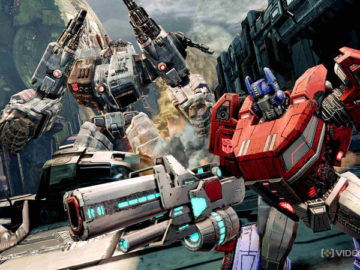 Transformer: Fall of Cybertron Stealth Launches on PS4 and Xbox One in Australia