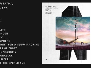 65daysofstatic Releases No Man's Sky Soundtrack For Streaming