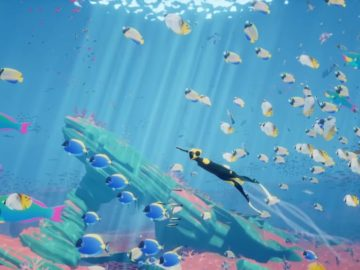 Daily Deal: ABZU is 50% Off On Steam