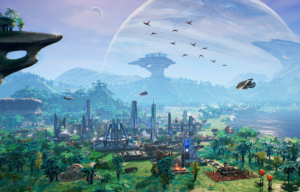 Take City-Building to Extrasolar Levels in Aven Colony