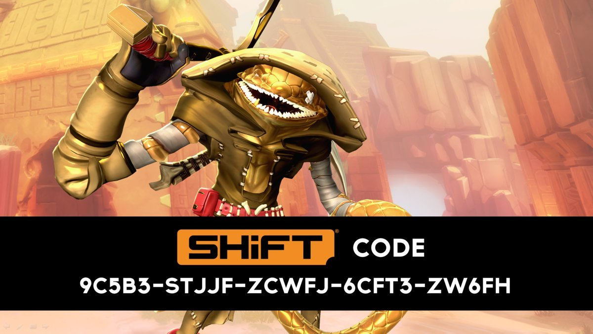 Battleborn: All SHiFT Codes List [UPDATED: 9/29] - Gameranx