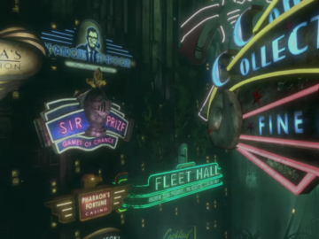 See the Remastered Efforts of Bioshock: The Collection