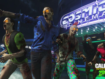 Call of Duty: Infinite Warfare Zombies in Spaceland Revealed