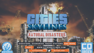 Natural Disasters Coming To Cities: Skylines