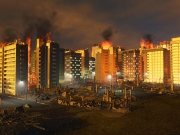 Cities: Skylines Unleashes Natural Disasters Expansion
