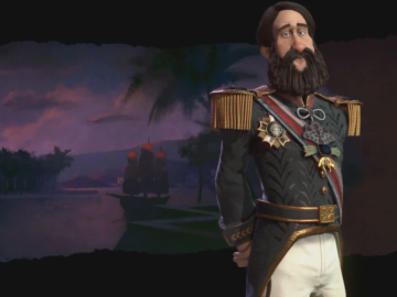 Meet the Civilization VI Leader of Brazil