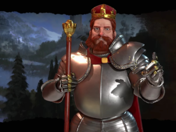 Meet the Civilization VI Leader of Germany