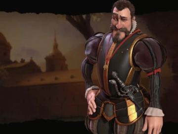 Meet the Civilization VI Leader of Spain
