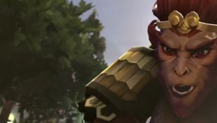 Dota 2 Reveals Monkey King Hero