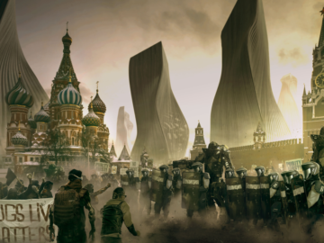 Deus Ex Wants You to See the World of 2029