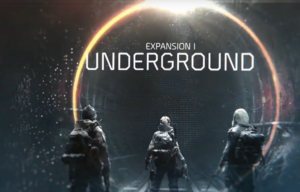 The Division Underground Expansion Now Available for PS4