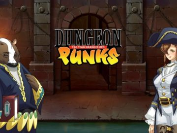 Dungeon Punks Impressions: Perfect for a Little bit of Timewasting