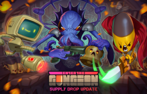 Supply Drop Update Coming to Enter the Gungeon
