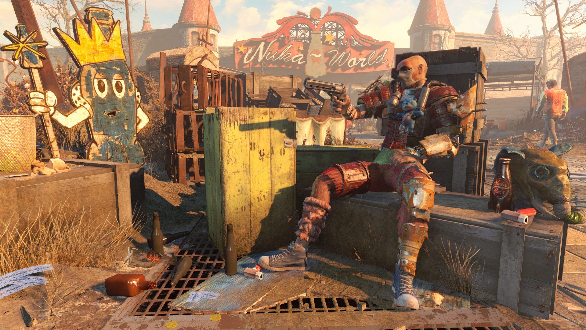 fallout 4 nuka world all new weapons locations guide gameranx