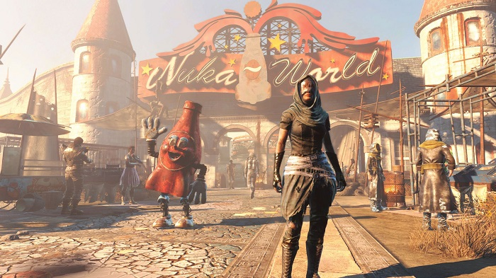 Fallout 4: Nuka-World - All New Armor & Apparel | Locations Guide
