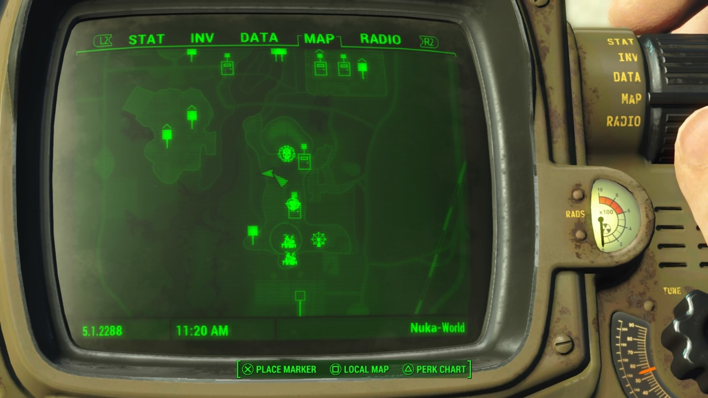 Fallout 4 Nuka World Cappy In A Haystack Quest Completion Guide