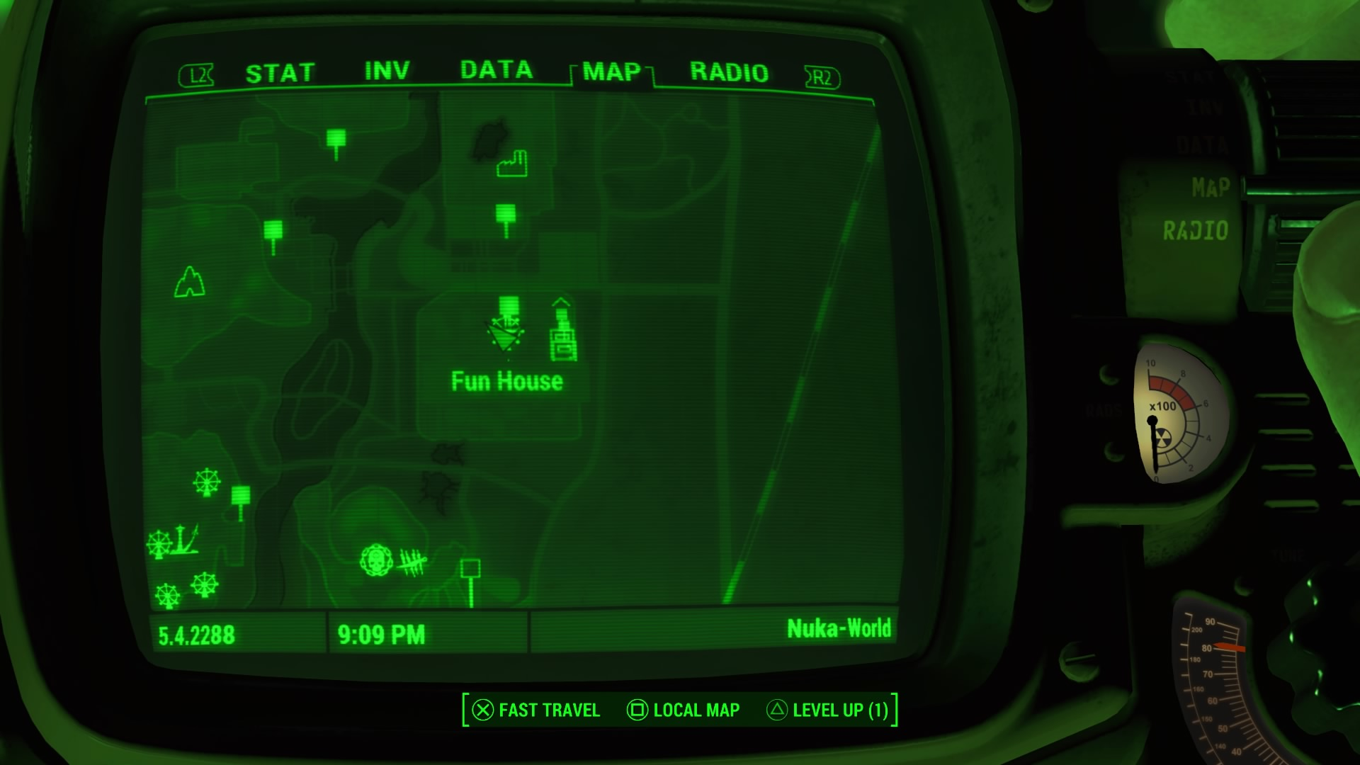 Fo4 Nuka World Map.Fallout 4 Nuka World Complete Achievements Trophies Guide