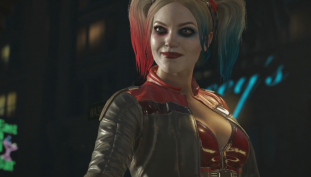 Harley Quinn and Deadshot Arrive in Injustice 2