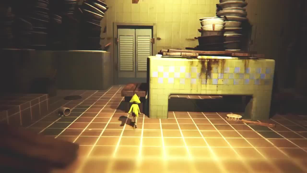 Bandai Namco S Quot Little Nightmares Quot Has You Confronting