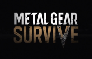"Konami Reveals New Details for Metal Gear Survive; ""Co-Op Is Only One of the Gameplay Mechanics"""