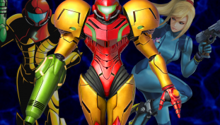 Artwork Revealed For Pitched Metroid Cartoon Series