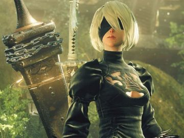 Nier: Automata Lands On Xbox One Today