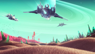 No Mans Sky Coming To Xbox One July 24; Features A Revamped Multiplayer