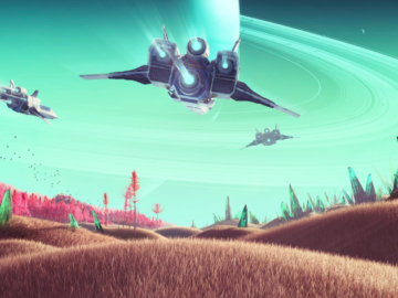 No Man's Sky and the Importance of Direction