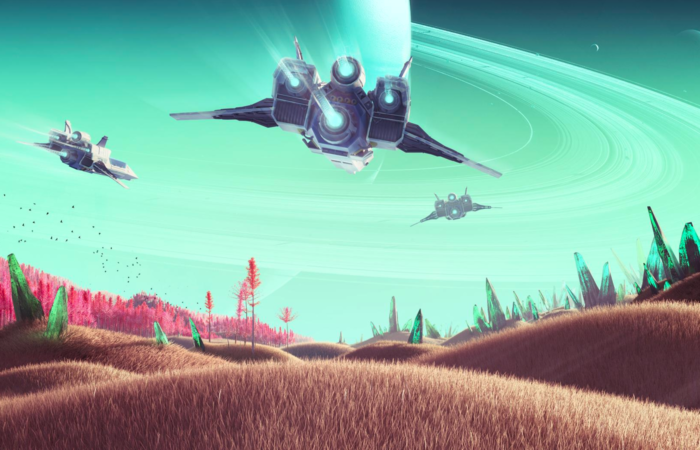 No Man's Sky Update 1.31 Out Now