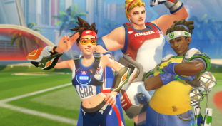 Overwatch Gets a Summer Games Update