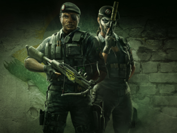 Tom Clancy's Rainbow Six Siege Update 4.0 Adds Operation Skull Rain Content and New Features
