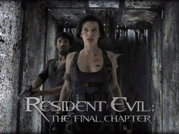 First Teaser Released For Resident Evil: The Final Chapter