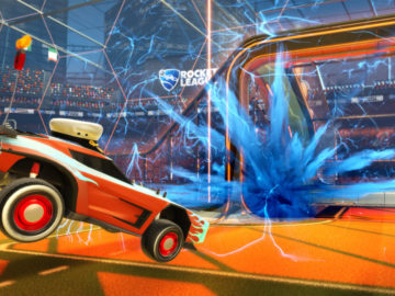 Rocket League Update Adds Rumble Mode, Player-to-Player Trading, Party Chat and More