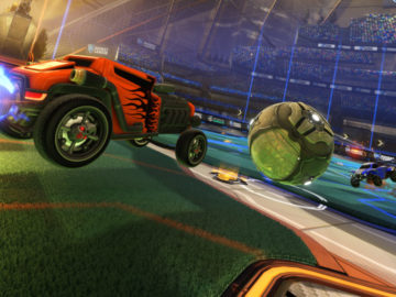 """Octagon"" Arena Is Coming to Rocket League in September"