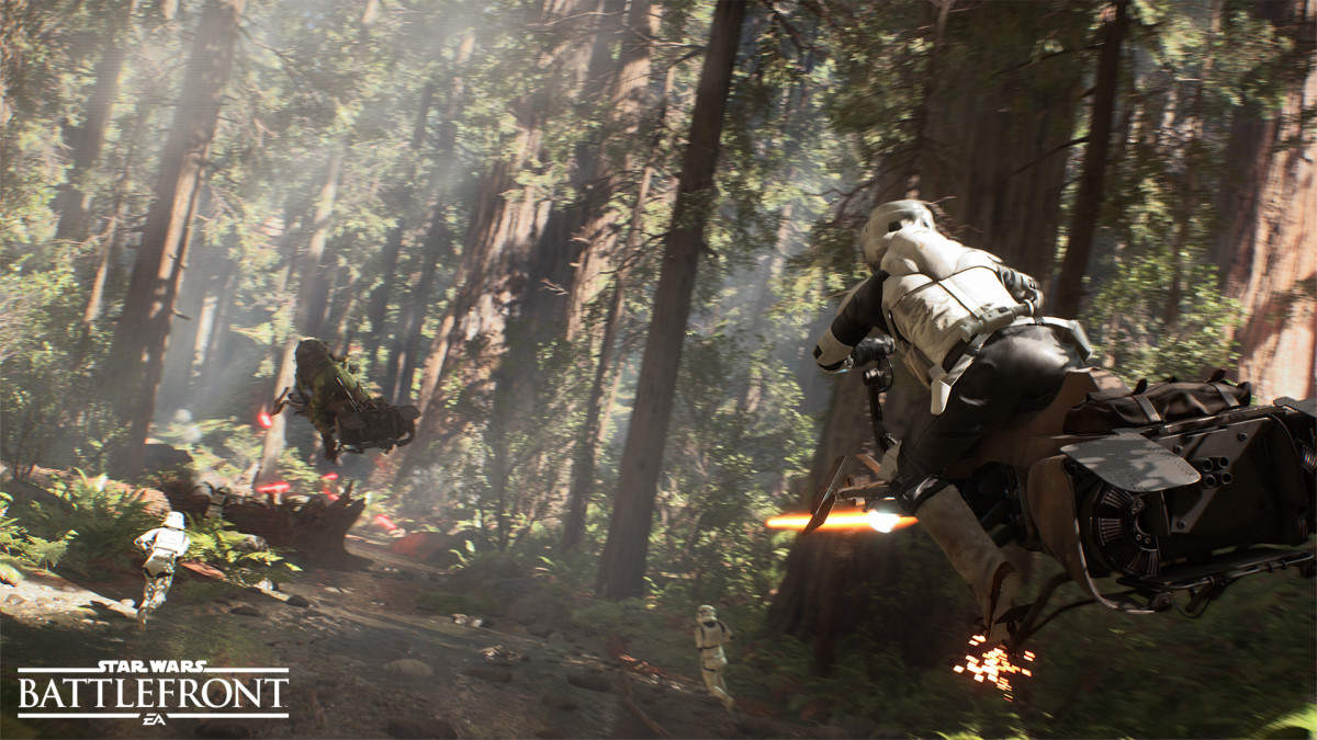 Star Wars Battlefront Season Pass Is Now Free For All Platforms
