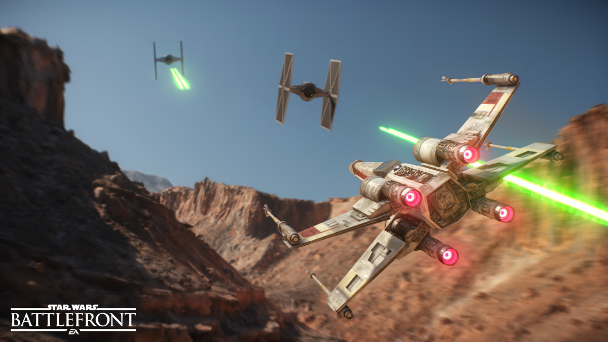 EA Continues To Praise Star Wars Battlefront