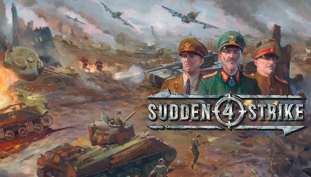 Sudden Strike 4 Announced