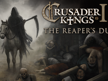 Coming Soon: Crusader Kings II – The Reaper's Due
