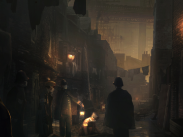 See 15 Minutes of Vampyr Action