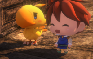 See the World of Final Fantasy's Characters and Environments Up Close
