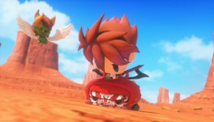 World of Final Fantasy Trophy List Revealed; 49 Trophies in Total