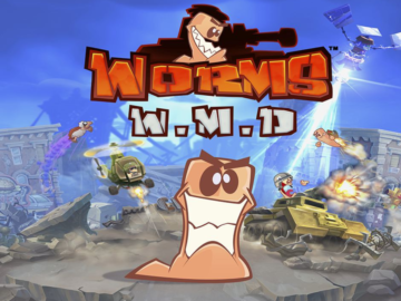Now Available: Worms W.M.D