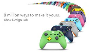 Microsoft Now Shipping Custom Design Xbox One Controllers