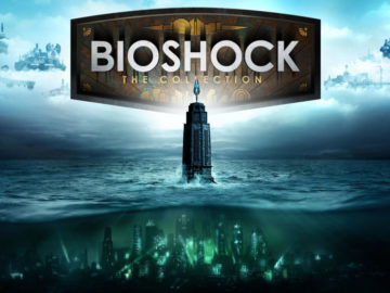 BioShock: The Collection Tops UK Sales Chart; PES 2017 and NBA 2K17 Take Second and Third Respectively