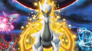 Get The Latest Free Mythical Pokemon Arceus Today