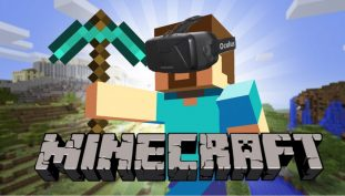 Minecraft Can Now Be Played In VR Through Oculus Rift
