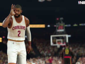 NBA 2K17 Update 1.09 Fixes Bugs and Allows Players to Attain a 99 Overall MyPlayer