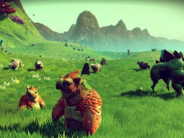 Hello Games Already finished First Patch For No Man's Sky